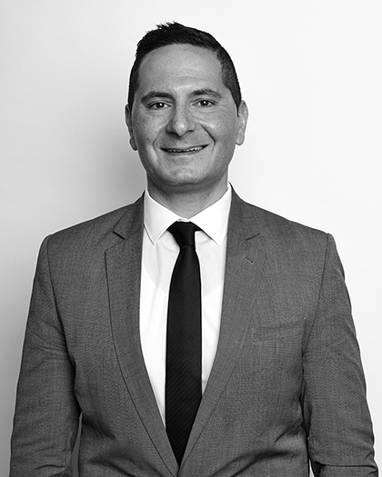 Simon Ferris - Senior Associate
